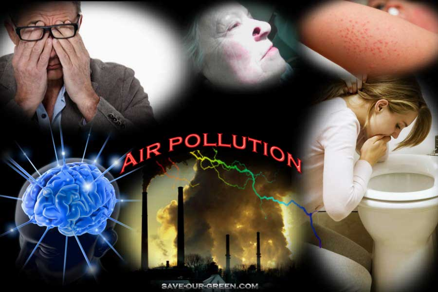 pollutedaireffect