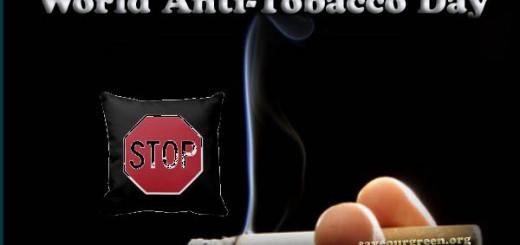 World Anti-Tobacco Day
