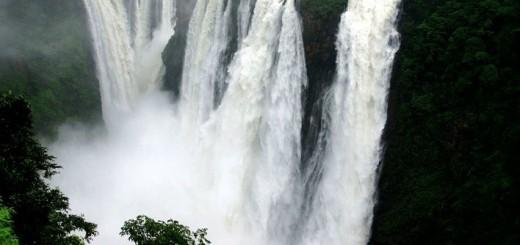 Jog Waterfalls, India