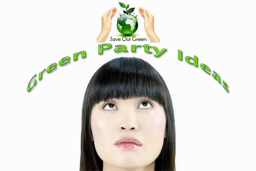 Beautiful Ideas To Throw eco-friendly Party