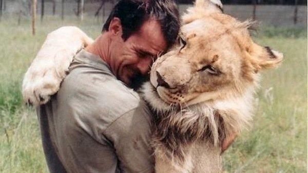 Meeting the World's Finest Lion Whisperer